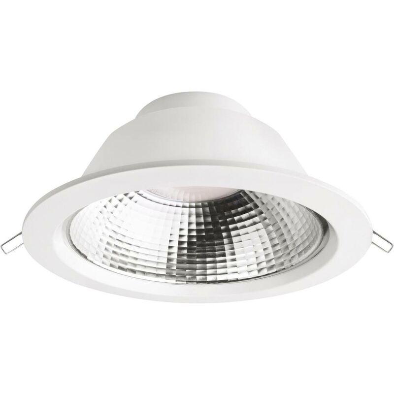 Lampada LED da incasso Megaman Siena MM76739 LED a montaggio fisso Potenza: 15.5 W Bianco neutro N/A