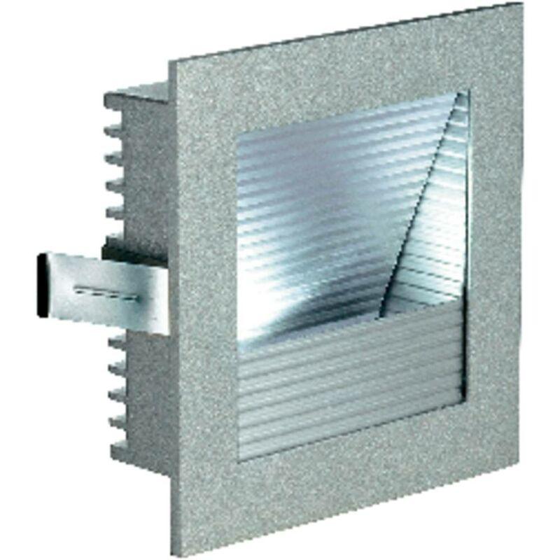 Lampada LED da incasso Frame Curve 111290 LED a montaggio fisso Potenza: 1 W Bianco neutro N/A - SLV