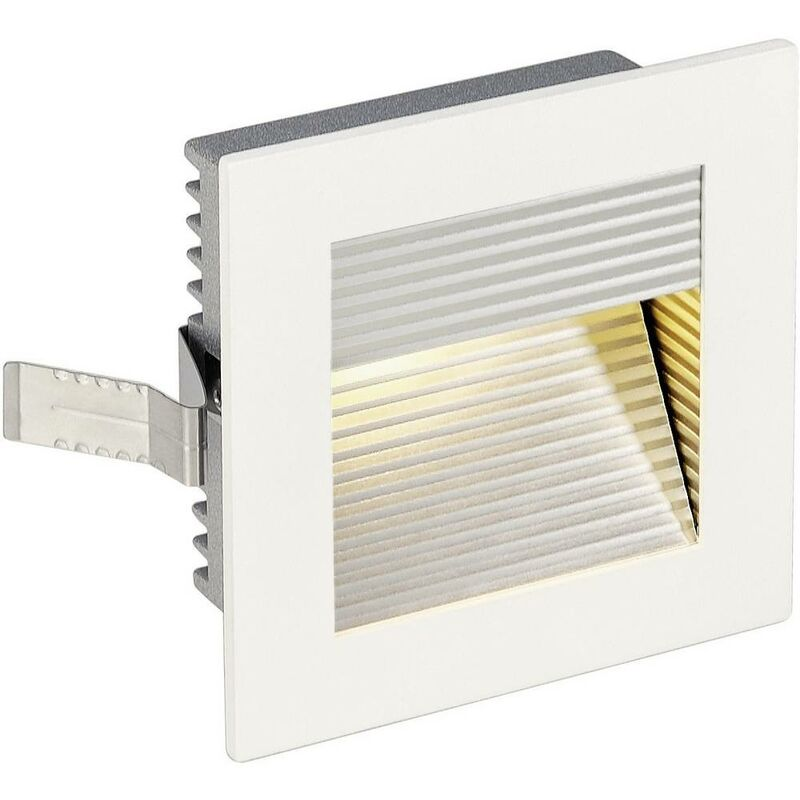 Lampada LED da incasso Frame Curve 113292 LED a montaggio fisso Potenza: 1 W Bianco caldo - SLV