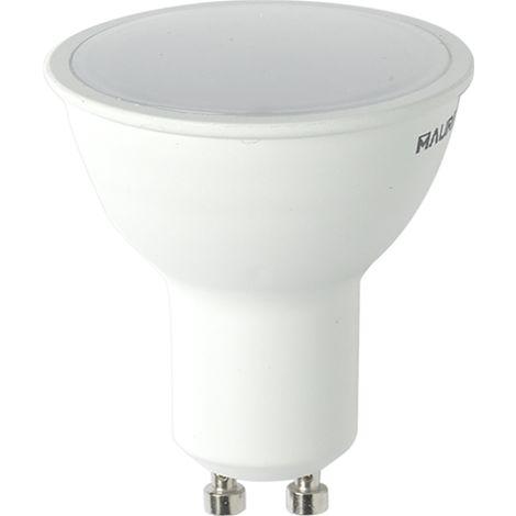 Lampada Led Dimmer. Maurer Dicroica Gu10 220V 7W 450L Luce Calda