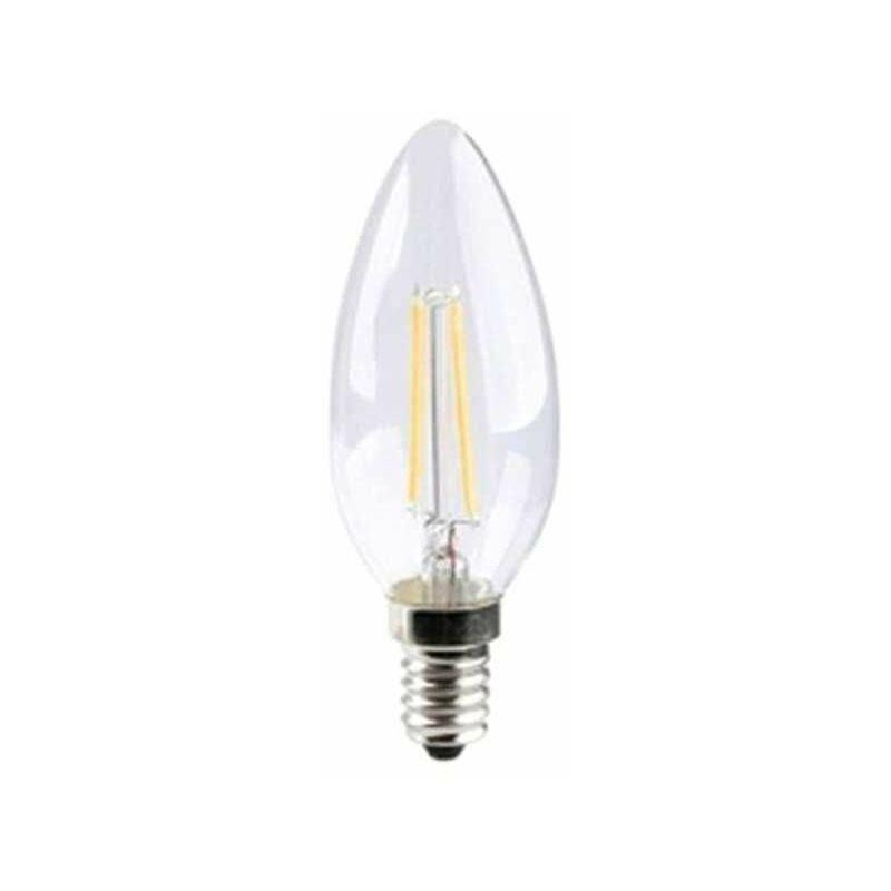 Lampada Led Oliva Stick E14 W4 2700°K - Shot