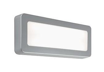 Lampada led parete applique esterno semi incasso alluminio sovil