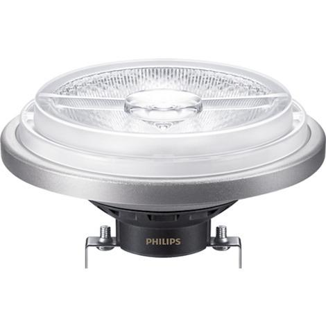 Lampada LED Philips 15W G53 AR111 40° 3000K MLR1117593040