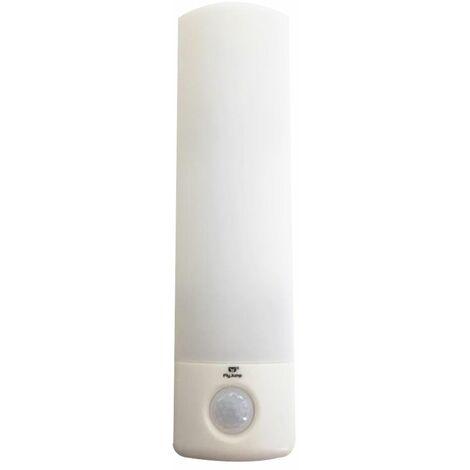Lampada notturna con sensore movimento 5 led luce fredda L-6102