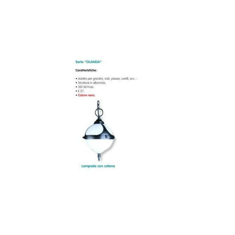 Lampada olanda 100w con catena - UNBRANDED