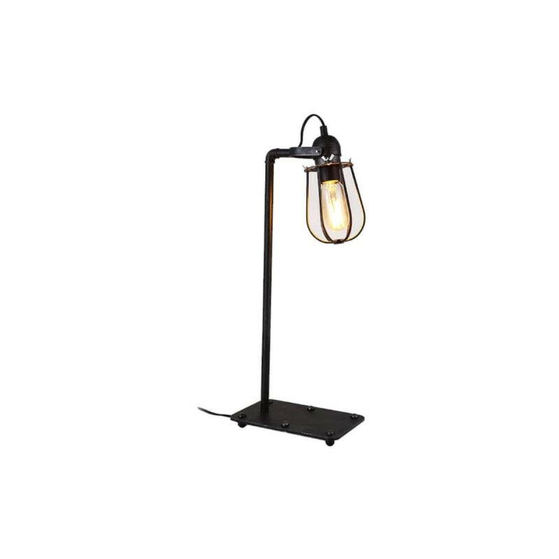 Lampada per interni Vintage 51x22x13x13cm E27 60W - EDM