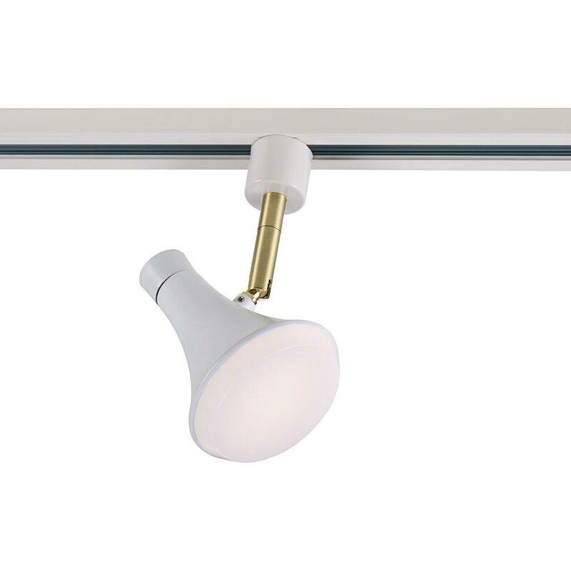 LED di collegamento sistema ferroviario Nordlux sleeky