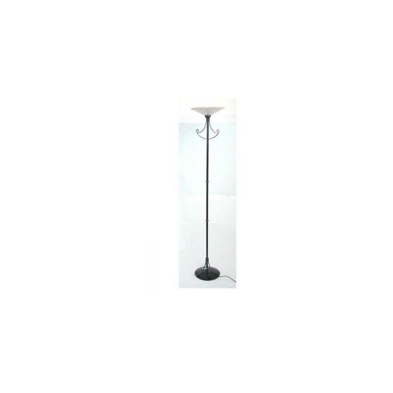 Lampada piantana atmosfera ferro battuto lanterna applique lampione plafoniera