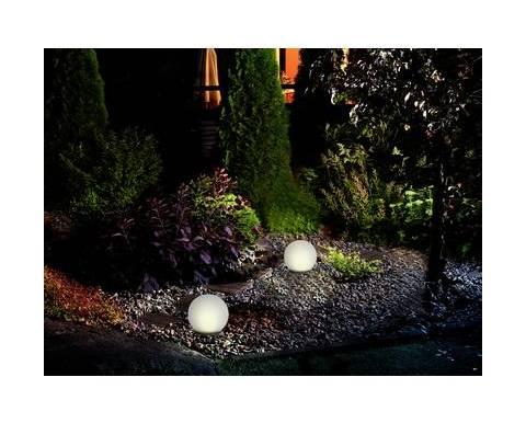 Lampada solare da giardino led w bianco neutro polarlite