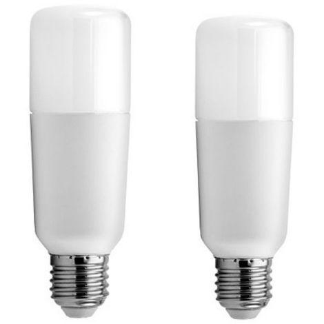 Lampada Stick Ge Lighting 15W attacco E27 4000K conf. 2 Pezzi 93080252