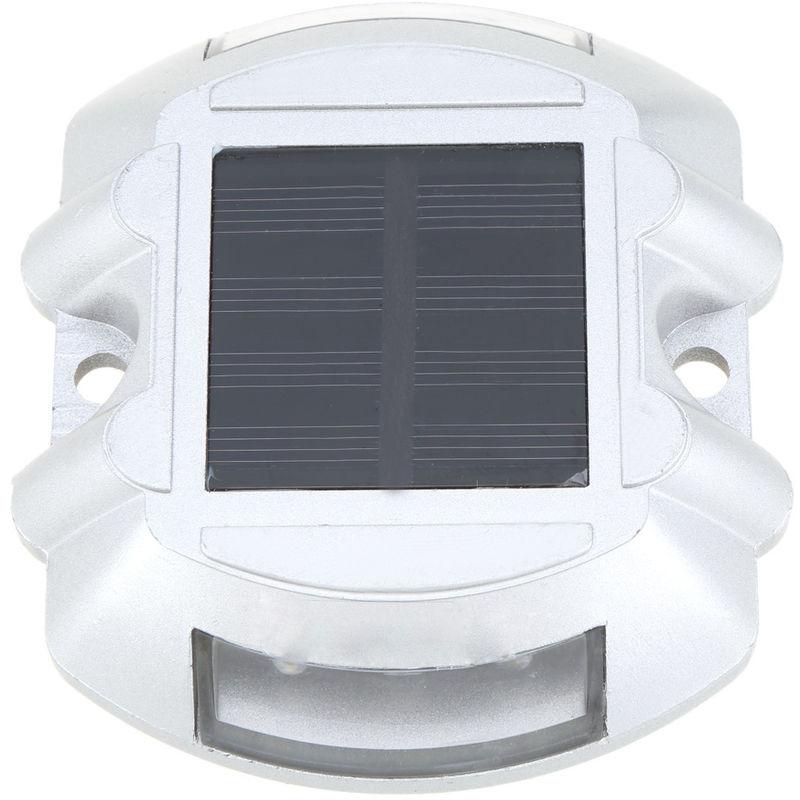 Lampada Stud Stud Road a controllo della luce solare, alluminio pressofuso - ASUPERMALL