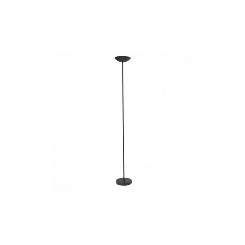 Lampadaire avec interrupteur sur base JERSEY 1x230W R7s NOIR