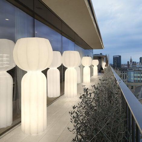 Lampadaire colonne LED design moderne Slide Cucun