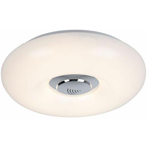 Lampadaire de plafond à LED Projecteur de jardin extérieur Lampe à rondeur Bell IP44 EEK A Esto 746036