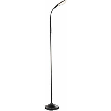 Lampadaire DEL luminaire sur pied lampe LED salle de séjour chambre éclairage