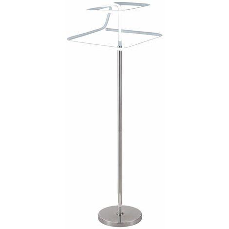 Lampadaire design et original LED losangé Eclairage blanc froid - DIAMOND - Gris