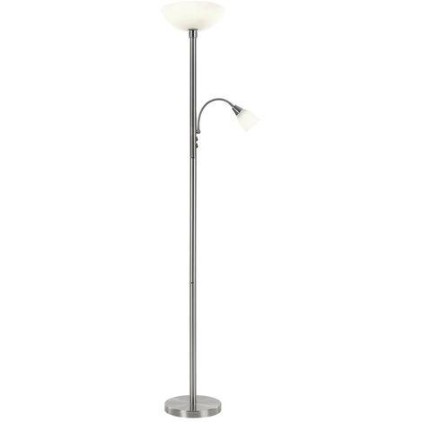 Lampadaire design Gradateur de plafond Plafonnier Projecteur Flexo Luminaire inclus, y compris les ampoules LED RGB