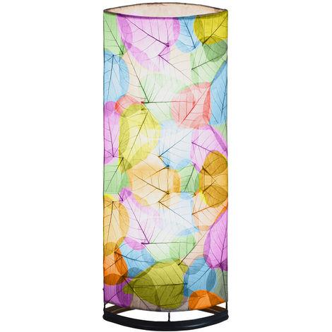 Lampadaire design Lampe à motif Salon Chambre à coucher Éclairage Textile Plafond Projecteur coloré Globo 25852SN