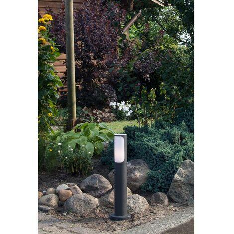 Lampadaire extérieur 1x E27 Brilliant Gap 43584/63 anthracite 1 pc(s)