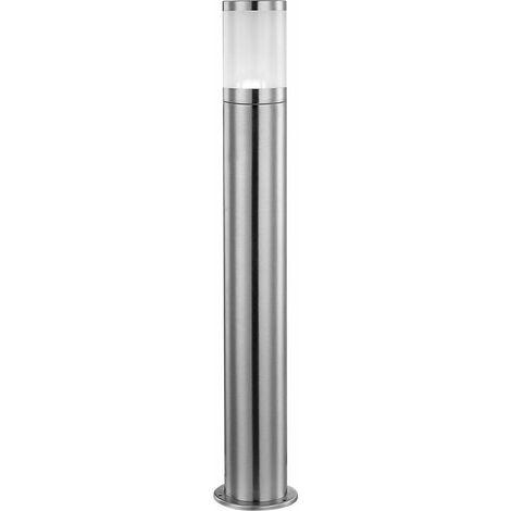 Lampadaire LED 7 watts luminaire extérieur lampe DEL éclairage inox jardin terrasse