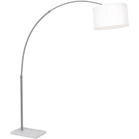 Lampadaire luminaire marbre téléscopique salle de séjour éclairage lumière