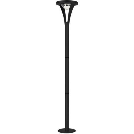 Lampadaire solaire LED - 400 lumens - 3 hauteurs modulables