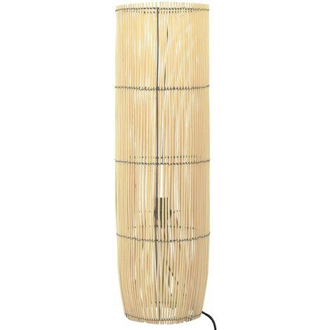 Lampadaire sur pied Osier 52 cm E27