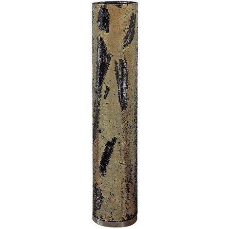 Lampadaire Tissu 'Jacira' en textile pour salon & salle à manger