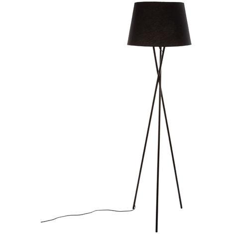 Lampadaire noir à prix mini
