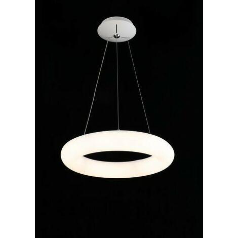 Lampadario a sospensione DAYIRA LED 3 toni di luce 48W