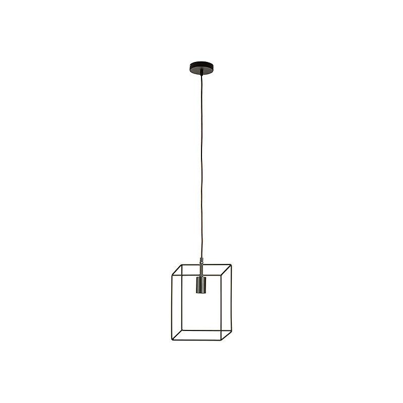 Lampadario Alluminio (24 X 4 x 32 cm)