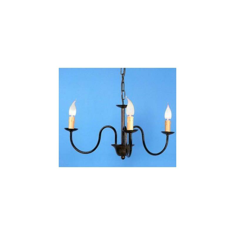 Lampadario assisi a 3 luci lanterna applique lampione lampade