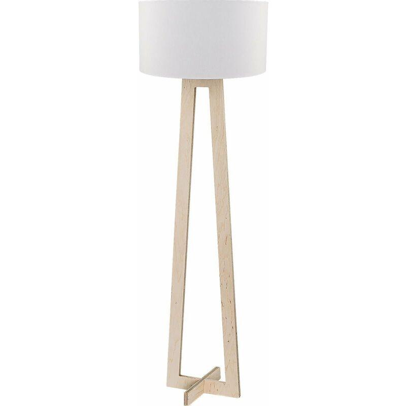 Lampadario ello lampada da soffitto pendente bianco stile industriale plafoniera soggiorno - MILO