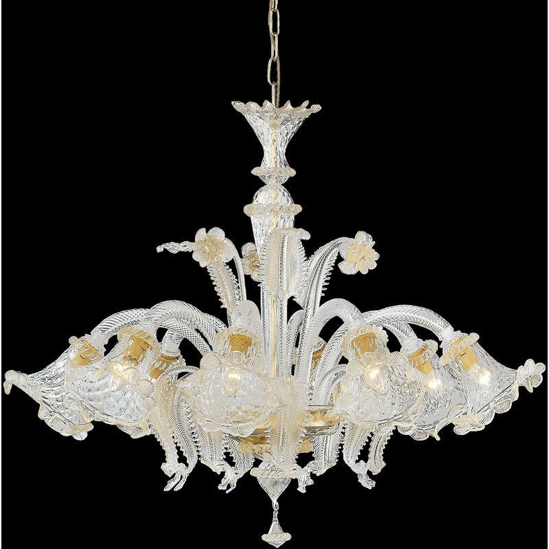 Lampada A Sospensione 40w E14 Ideal Lux Ambra