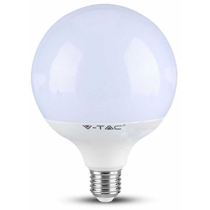 Lampadina LED V-TAC E27 13W G120 6400K Dimmerabile
