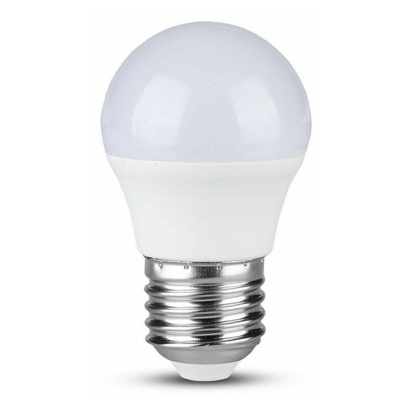 Lampadina LED E27 4W G45 2700K - V-tac
