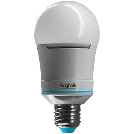 Bianco Beghelli Sorpresa Powerled Portalampada Anti Black-out