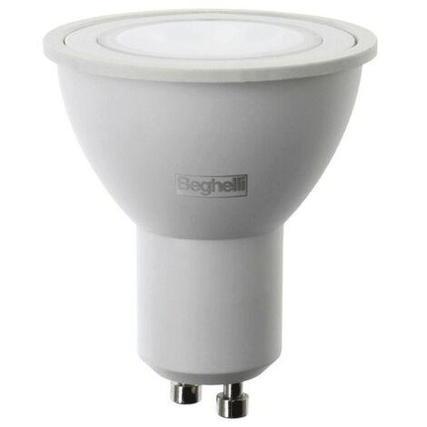Lampadina Beghelli GU10 LED 4W 6500K luce bianchissima 56976