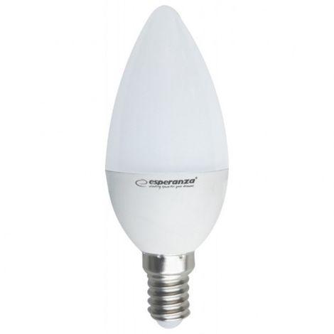 Lampadina Ell143 C37 E14 3W Esperanza LED