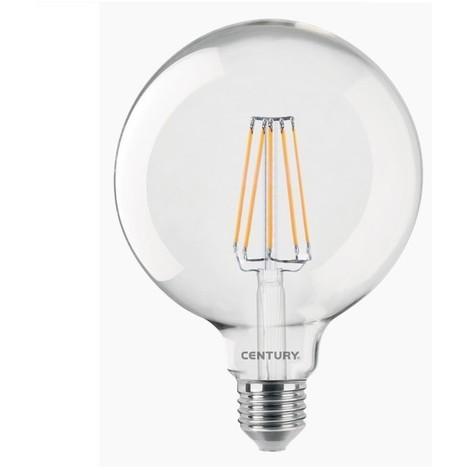 Lampadine A Led Luce Calda.Lampadina Globo Led Filamento Incanto Bold E27 10w 100w Luce Calda 2700k