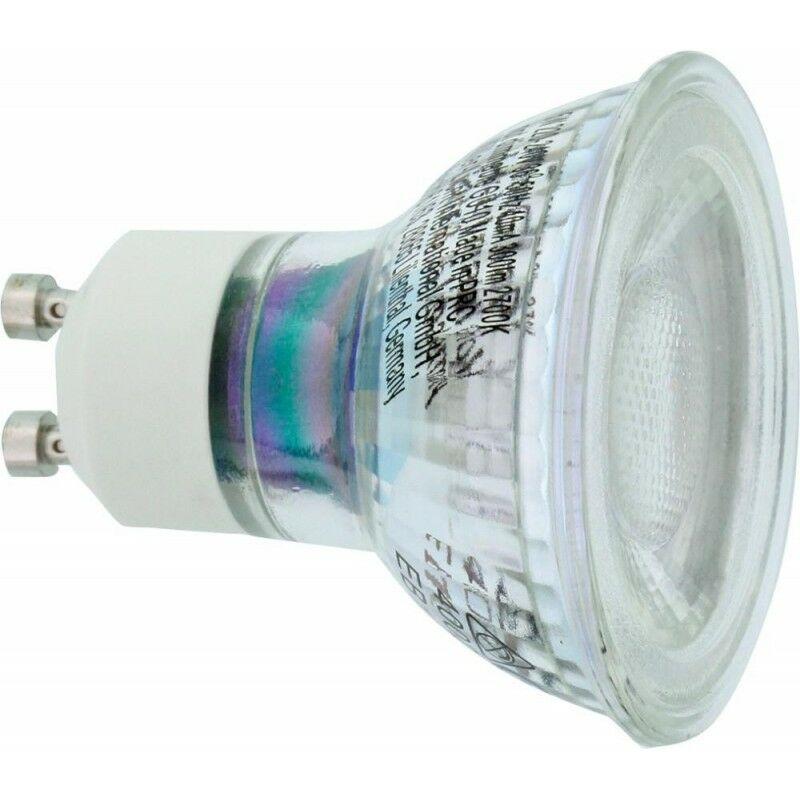 OI - Lampadina Gu10 Led 5W 300Lm Vetro (A 4)