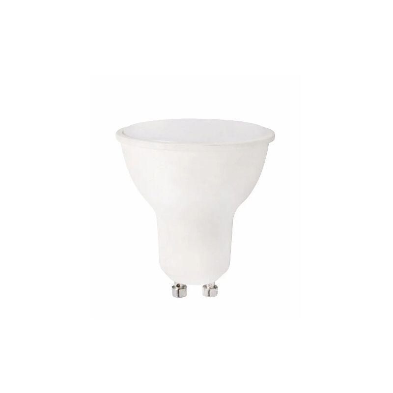 lampadina led 1 pezzo 120° 15000 ore 220-240 volt 6 watt A+ CE GU10 bianco naturale no spe woj13267 - SPECTRUM LED