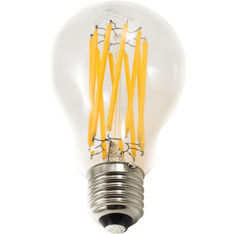 Lampade A Led A Filamento.Lampadina Led 12 5w Watt E27 Filamento Edison Kodak 67034 Eu 2700 A65 Bulbo