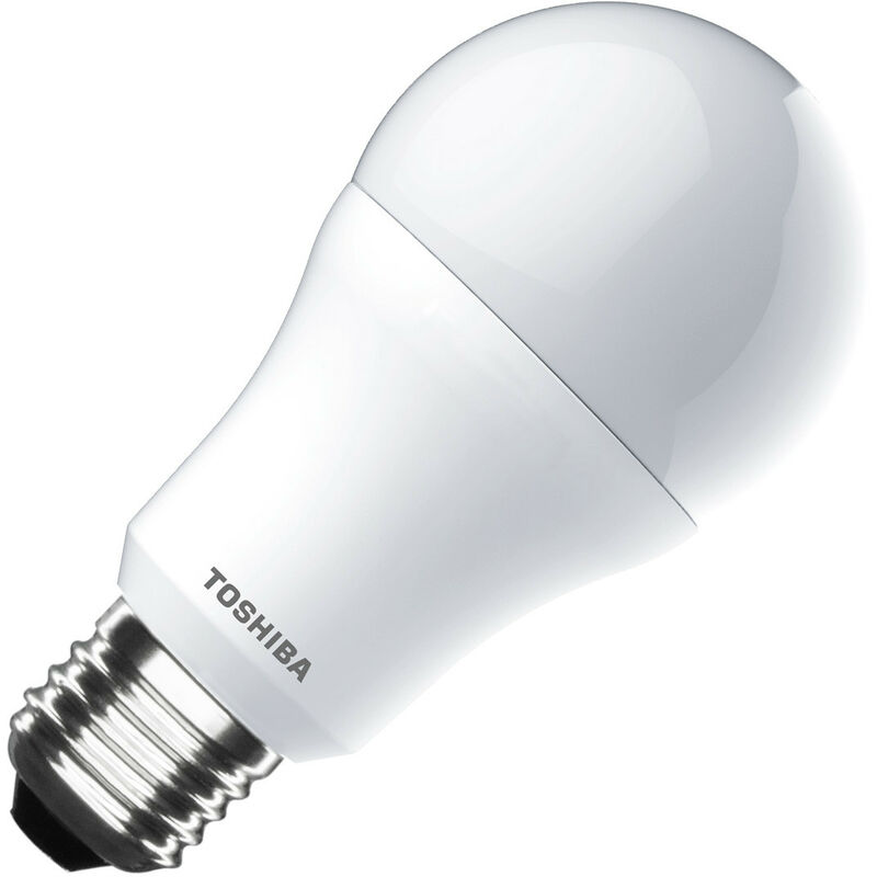 Lampadina LED E27 A60 6.5W Bianco Naturale 4000K - Toshiba