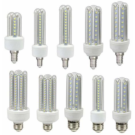 confezione da 2 pezzi TORPEDO-LED-lampadina Compact 12