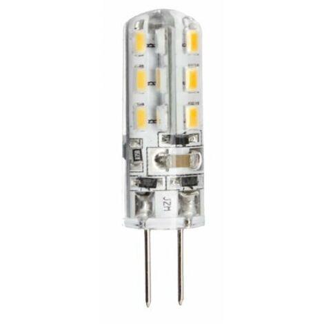 Lampadine A Led Quanti Watt.Lampadina Led G4 12 Volt 1 5 20 Watt Luce Fredda