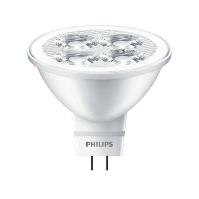 Lampadina LED Philips 4,7W attacco GU5.3 4000K 36° COREGU533584036
