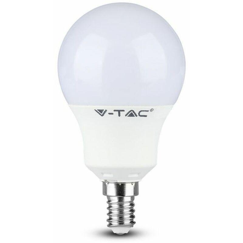 Lampadina LED V-TAC E14 5,5W P45 4000K CRI>95