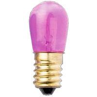 Lampadina luminaria Wimex 5W attacco E14 14V Viola 4500450