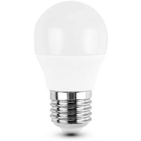 Lampadina Sfera LED Duralamp 5W 6400K attacco E14 CP4535CF